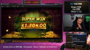 large win – epic win on max-max bonus – vikings unleashed megaways slot