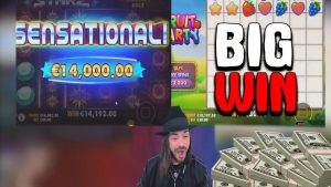 large win of 70,000 euros😳💲 Streamer Won inwards Online casino bonus inwards August 2020