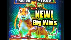 novel SLOT: Jinse Dao Tiger – large Wins & Live Play