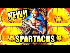 roman SLOT: Spartacus + Huff n Puff (grote overwinningen)