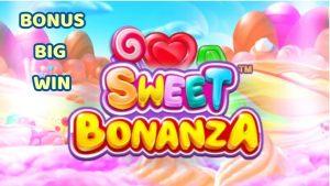 sweetness BONANZA BONUS large WIN