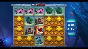קלטת זכה! חריץ תער כריש זכה גדול! מעל 5000x! הזכייה הגדולה ביותר שלי למינוי! מטבעות מטורפות! אלג '!