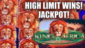 아프리카의 비열한 개인 군주 $ 50 HIGH bound ★ JACKPOT paw PAY ➜ 큰 WIN BONUSES