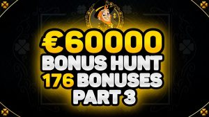 €60000 BONUS HUNT RESULTS constituent 3 | 176 ONLINE casino bonus SLOT MACHINE FEATURES | ft. REACTOONZ & BLINGED
