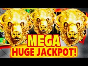 ★ My BIGGEST BUFFALO Au JACKPOT on YOUTUBE with AWESOME WINS!