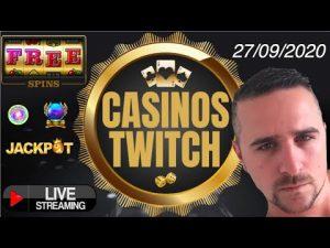 casino bonus Streamer Slots Online , On Live flow , large win as well as Fun Machine à sous casino bonus en Ligne 27/09