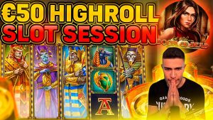 50€ HIGHROLL SESSION ON DOOM OF DEAD | large WINS ON PLAY N GO ONLINE SLOT MACHINE