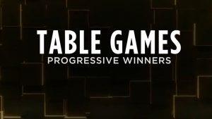 K dispozici je velká výhra Karty [tabulkové pole Progresivní vítězové her]