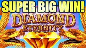 TOLLE!! Umsatzsteigerung - loser SUPER großer GEWINN! 😍 $ 8.80 BET DIAMOND ETERNITY Spielautomat (SG)