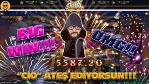 CIO ATEŞ EDİYORSUN 🏴☠️ Pirate Kingdom Megaways large Win | Slot Oyunları | casino bonus Cio