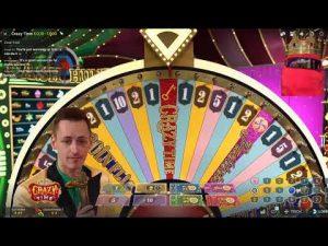 Crazy Time μεγάλη νίκη ;! Online μπόνους καζίνο Deutsch / Wie viel gewinnen wir mit kleinen Einsätzen ???