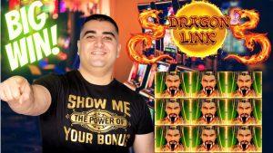 Dragon Link Slot Machine Bonus & Huge Win | ameliorate Than Handpay JACKPOT | SE-4 | EP-10