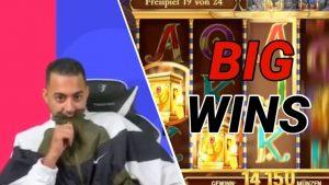 FREISPIELE OHNE ENDE!! 😳🤑 large Wins!! 😎💰 Al Gear Twitch Highlights