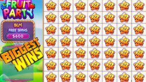 Fruit political party large WIN!!!!! WorldGamblingLeague Highlights