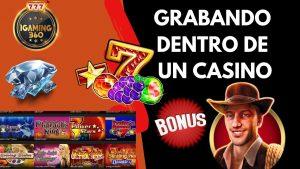 GRABANDO DENTRO DE FNs casino bonus ARGENTINO. stort WIN EN-volum RA