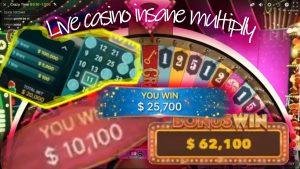 CEL MAI MARE PARIU ȘI CEL MAI MARE CÂȘTIGĂ LA LIVE bonus de cazino | Evolution Gaming