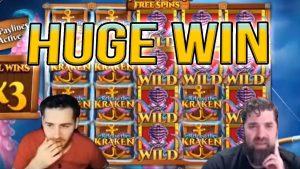 RIESEGE KRAKEN BONUS - PLAY4WIN, SPINTWIX | STREAMERS BIGGEST WINS # 81