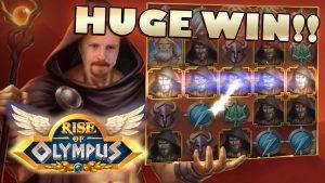 HUGE WIN – ascent of Olympus (Luna Princess)