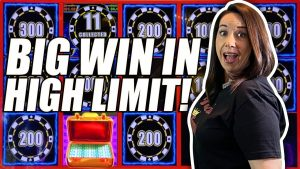 HUGE WIN on HIGH boundary LIGHTNING Link ! Choctaw casino bonus was AMAZING!
