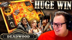 Huge Win on Deadwood!