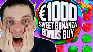 I DID €1000 sugariness BONANZA BONUS purchase – large WIN?