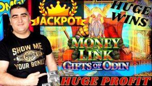 I Made A large Money With $500 Budget ! Slot Machine HANDPAY JACKPOTS & MEGA large WINS | Las Vegas