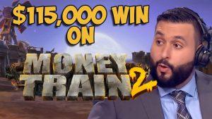 INSANE $115,000 WIN ON MONEY educate 2!!! (World tape?)