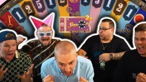 INSANE MEGA голема ПОБЕДА НА ЛУДО ВРЕМЕ - големи победи на казино бонуси во живо