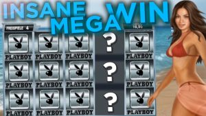 INSANE SUPER MEGA вялікі слот MicroGaming WIN PlayBoy