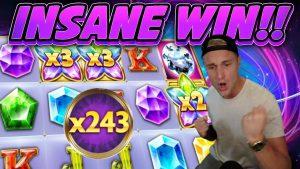 INSANE WIN! EUPHORIA grande WIN - slots online do Casinodaddy LIVE atual