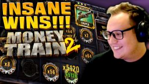 INSANE WINS on Money develop 2 (novel Slot)
