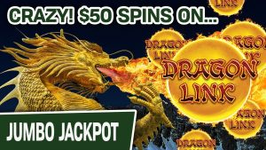 🐉 ¡JJJ-JACKPOT en Dragon Link! 🔗 en mayor medida que $ 50 Spins = en mayor medida que grandes WINS