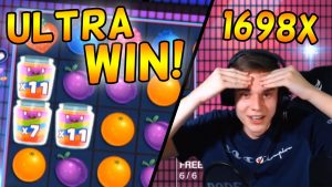 JAMMIN JARS ULTRA large WIN! 1.698x ESKALATION! | Online casino bonus
