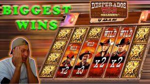 Jack & Phillip Daskelelele Super BIGGEST WINS On Desperados wild megaways   STREAMER large WIN
