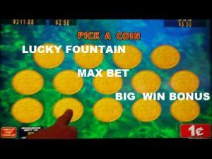 Щасливий фонтан МАКС БЕТА велика ПЕРЕМОГА З БОНУСОМ !!! - бонус казино PARX