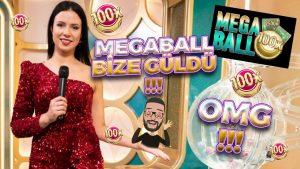 💯MEGA BALL ZAFERİ BİZİMDİR!!!💯 BÜYÜK KAZANÇ   large WIN casino bonus !!!
