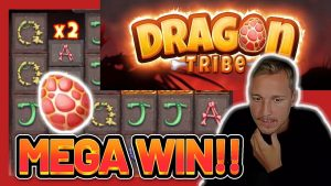 MEGA WIN! DRAGON TRIBE large WIN –  casino bonus Slots from Casinodaddy LIVE current