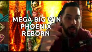 MEGA large WIN PHOENIX REBORN