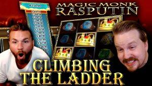 Magic Monk Rasputin - grouss Win Rush
