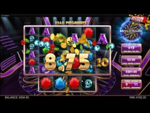 Millionaire Slot – 20 liberate Spins large WINS!
