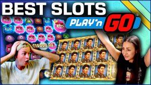 Most pop Play'n GO Slots
