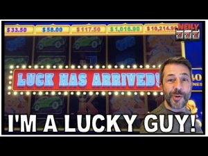 OH goodness! LUCK HAS ARRIVED on KA-CHING CASH!💲 large WIN on BUFFALO EXTREME!