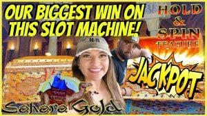 🐫 OUR BIGGEST WIN ON SAHARA Au SLOT MACHINE! $15 BETS AT sea casino bonus ATLANTIC urban center⚡️