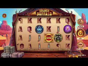 Online casino bonus-Golden buffalo (large WIN) Ignition casino bonus/bovada unloosen play link inwards the description