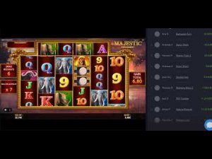 Online casino bonus Slots Majestic Megaways 22 Spins large Win