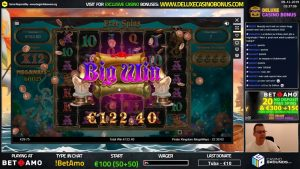 Pirate Kingdom Megaways 💲 597X large WIN 🤑 ➤ BetAmo casino bonus 🍀