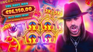 ROSHTEIN romance Huge Win 86.000 € no The domestic dog House Slot - TOP 5 Mega vitórias da semana do calendário