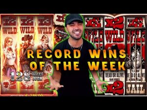 Roshtein – HUGE WINS OF THE calendar week! casino bonus Slots! Best Wins! Online casino bonus #6