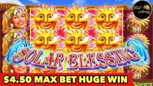 ⭐️SOLAR approving HUGE WIN⭐️KONAMI UNREAL PAYOUT AT MAX BET | BULLIAN mill BONUS large WIN SLOT