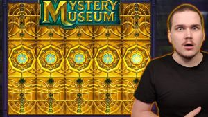 SUPER MEGA large WIN ON MYSTERY MUSEUM (force Gaming)